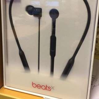 Beats X earphone Bluetooth