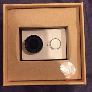 Yi Cam action camera