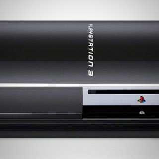 Playstation 3 console with 2 x controller @Bukit Batok