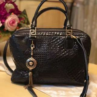 Authentic Versace Handbag