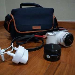 Regretful Sale of Samsung NX500 + Fish Eye Lens