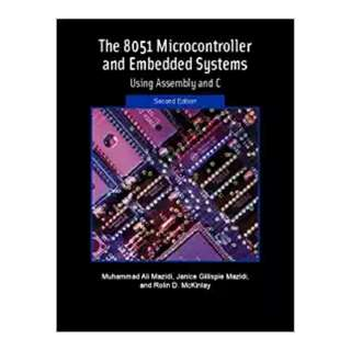 The 8051 Microcontroller and Embedded Systems SUMMARY SLIDES (2nd Edition) BY Muhammad Ali Mazidi, Department of Computer Science and Information Engineering, National Cheng Kung University, TAIWAN