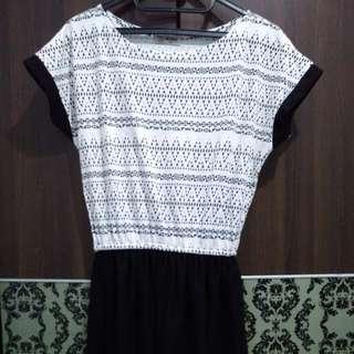 Minimalist Tribal Dress