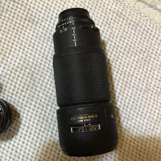 80-200mm f2.8 Nikon Push-Pull Telephoto Lens