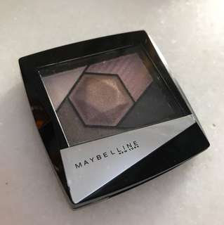 MAYBELLINE COLOR SENSATIONAL DIAMOND SHADOW  #MIDJAN55