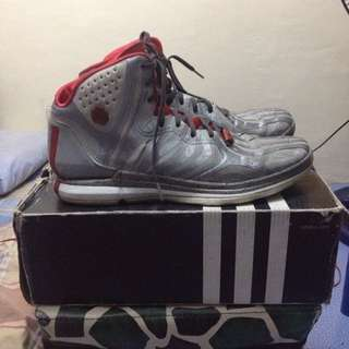 Adidas DRose 4.5 Clear Gray