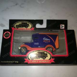 全新未開封古董吉百利玩具車, 購自紐西蘭