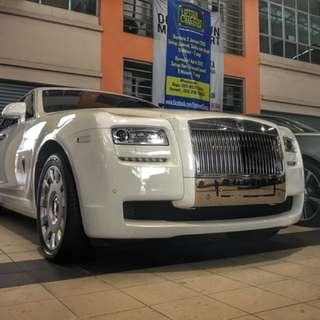 Rolls Royce Ghost 6.6 V12