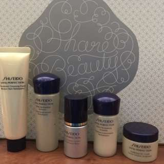 Shiseido Vital Perfection Travel Set