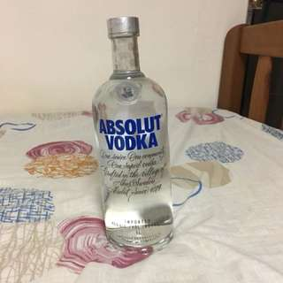 Absolut Vodka and J & B