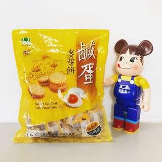 昇田鹹蛋麥芽餅(預訂)