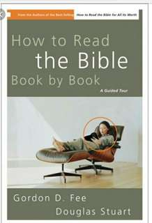 Free! How to read the Bible book by book