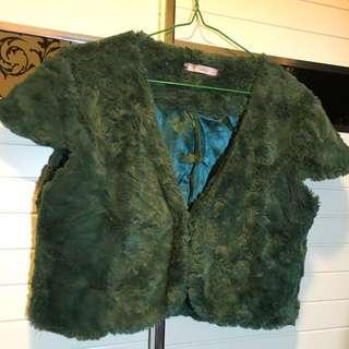 Jacket 短外套 綠色 green