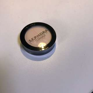 Sephora Colorful Eyeshadow, 207 Lazy Afternoon & 201 Let It Snow