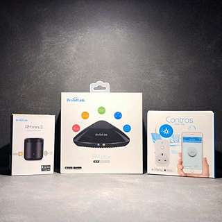 Broadlink Bundle 4 - Rm Pro+ & RM Mini & SP2 - Smart Home