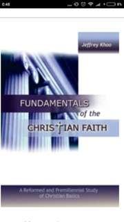Free! Fundamentals of the Christian faith