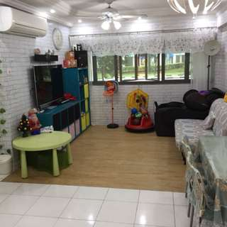 Jurong West DBSS 4room flat for sale