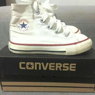 Converse and Gap Shoes