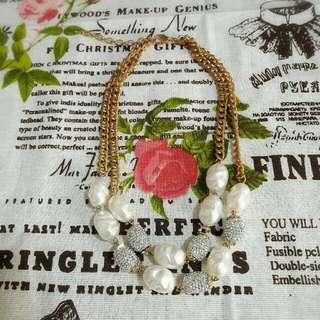 珍珠設計款項鍊