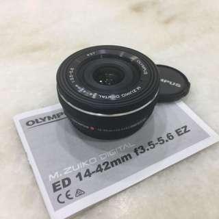 Brand new Olympus 14-42mm EZ ED Pancake Zoom lens