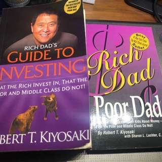 Rich Dad Poor Dad Guide to Investing