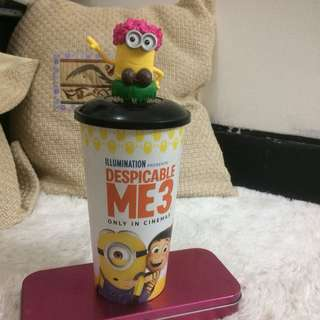 Preloved Tumbler Minions (DME 3)