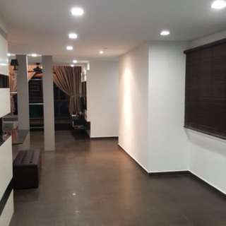 5 room HDB,beautifully renovated for immediate move in