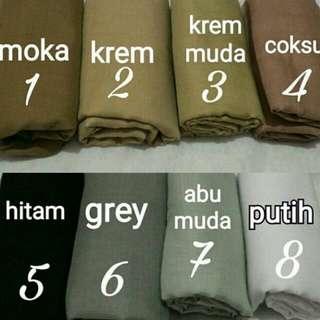 Hijab persegi