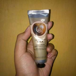 The Body Shop Hand Cream Shea Butter