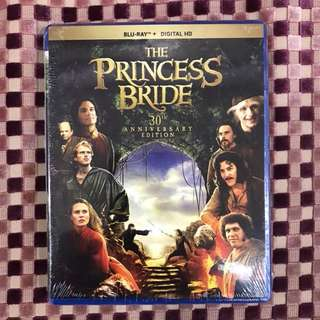 The Princess Bride - 30th Anniversary Edition (Blu-ray)