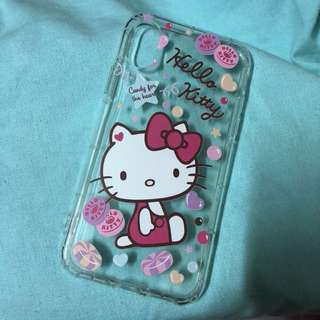 (iphoneX)Hello kitty case