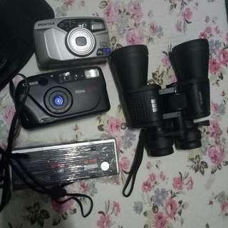 Camera Lama Vs Tropong Terbaru