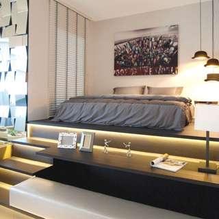 1 Bedroom Freehold Condo - Kallang Riverside (No agent fees)