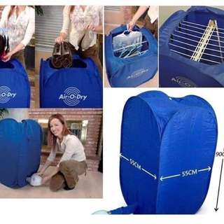 Air O Dry beg pengering baju