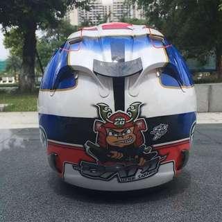 Arai x helmet