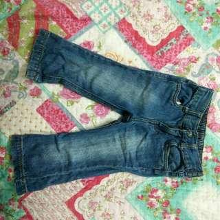 seluar jeans x2 pre