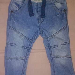 Mothercare jeans (good as new)