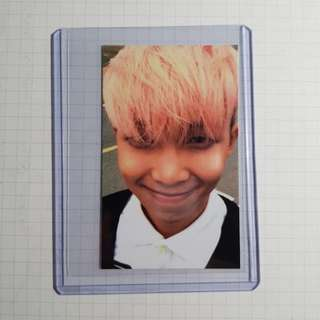WTS or WTT BTS RM (Rapmon Rap Monster) to Suga