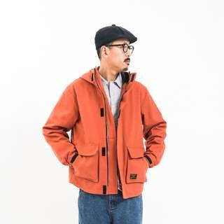 🚚 FRANK'S日本直送-秋冬新款 3色 大口袋 M65 工作夾克 歐美 復古 撞色 全棉紗卡 棒球夾克 日系 休閒
