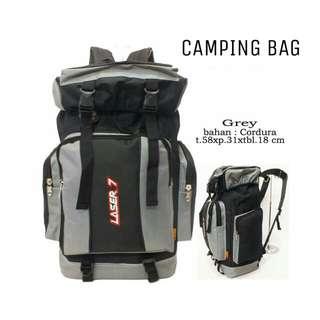 Tas camping/carrier