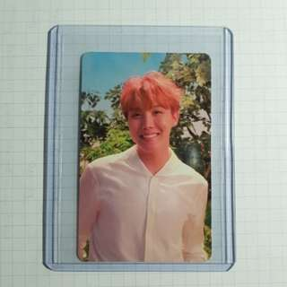 WTS or WTT BTS J-hope (Jhope) to any other member of O Version