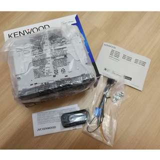 Brand New Kenwood CD Receiver with USB