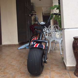 Electric Scooter (harley)