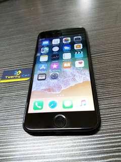 iPhone 7 128GB Black Matte - Bisa TT dgn Laptop Bekas