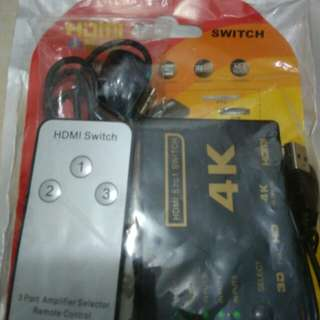 HDMI 5 to 1 switch