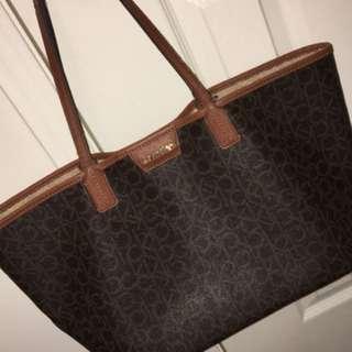 Calvin Klein purse hangbag