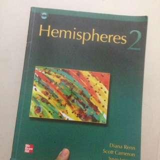 hemispheres 2 workbook + cd