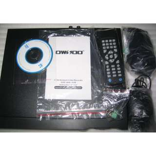 Owsoo TW-6004AHD P2P Network DVR . for Analog HD camera