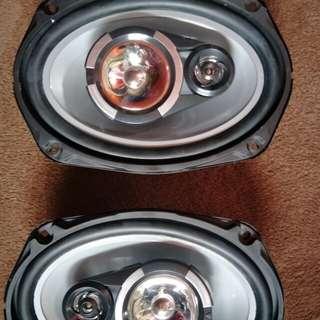 Car Speaker 6X9 Inch 2 Way 600W