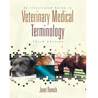 *free* An Illustrated Guide to Veterinary Medical Terminology - 3rd Edition